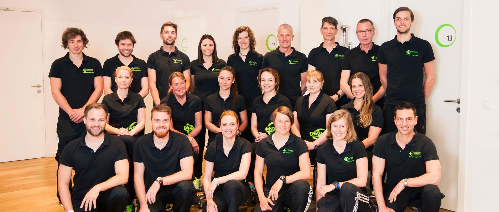 Blog vom Gesundheitszentrum, der Physiotherapie in München
