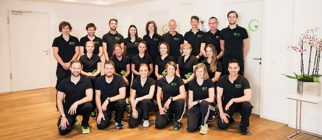 Physiotherapie Gesundheitszentrum gzm München